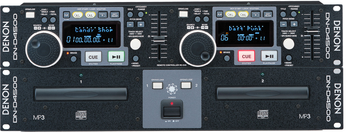 Denon dn-hc4500 usb/midi/audio interface/controlle | pssl.